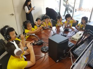 2018. 07. 18 나무반  성남아트센터 문화예술교육